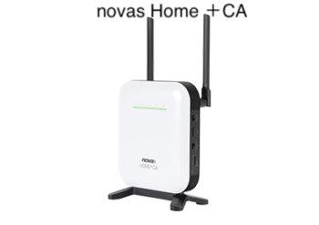 novas HOME+CA見た目