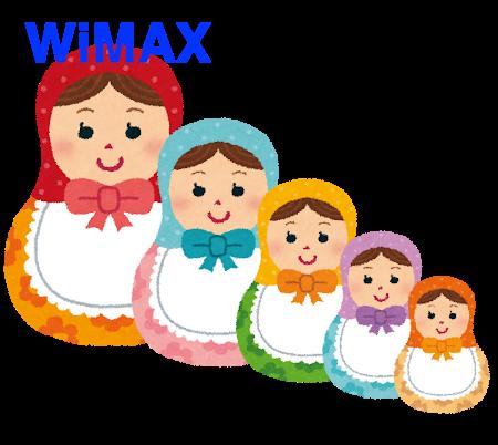 機種別WiMAXプロバイダ5選