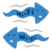 遅いWi-Fi
