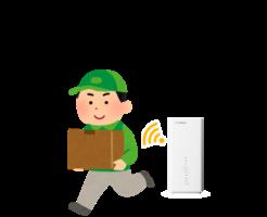 SoftBank Airレンタル機の解約返却