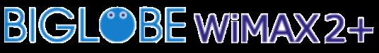 BIGLOBE WiMAXロゴ