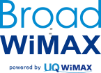 Broad WiMAX ロゴ