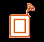 ロゴ モバイルルーター