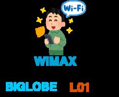 BIGLOBE WiMAXの通信速度測定した